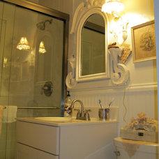 Traditional Bathroom by Tru Form designs llc