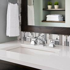 Contemporary Bathroom by Sicora Design/Build