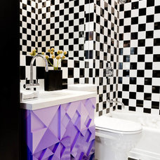 Contemporary Bathroom by Rikki Snyder