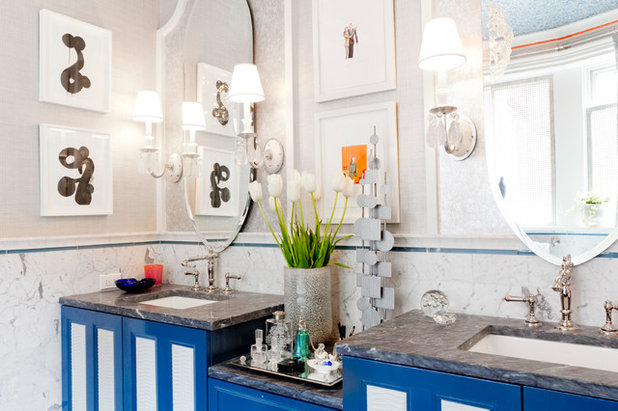 Colors And Patterns Wow At The 2015 Kips Bay Decorator