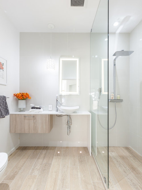 bathroom wood tiles wood tiles bathroom houzz 11976