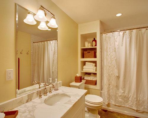 Houzz | Bathroom Shelves Design Ideas & Remodel Pictures