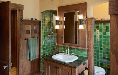 Bathroom Workbook Bathroom Workbook: 7 Elements Of Craftsman Style