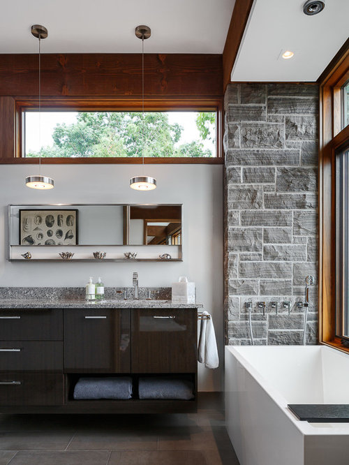 Window Over Vanity Houzz