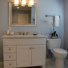 Traditional Bathroom by Tyler Whitmore Interiors