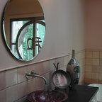 Japanese Bath House Inspired Bathroom Asian Bathroom