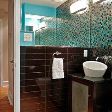 Modern Bathroom by Gardner/Fox Associates, Inc