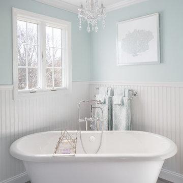 Kitchen & Master Bath Remodel - North Kingstown, RI