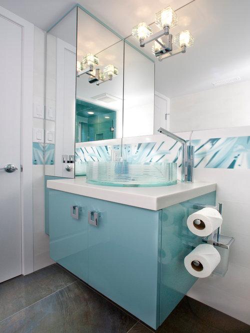 Best Light Blue Bathroom Design Ideas & Remodel Pictures | Houzz:SaveEmail,Lighting