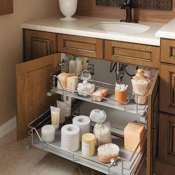 Kitchen Craft Cabinetry: Vanity Sink Base Cabinet