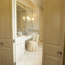 Traditional Bathroom by Creative Kitchen and Bath