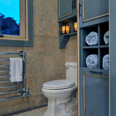 Traditional Bathroom by Kitchen Designs by Ken Kelly, Inc. (CKD, CBD, CR)