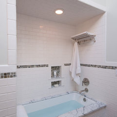traditional bathroom by McC | Architecture pllc