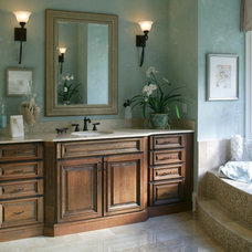 Traditional Bathroom by Signature Kitchen & Bath Design
