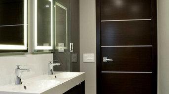 Kitchen + Two Bathroom Remodel