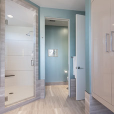 Traditional Bathroom by Teri Fotheringham Photography