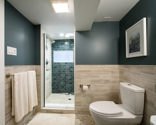 subway tile walk in shower home design ideas  pictures  remodel and decor