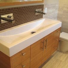 Contemporary Bathroom by Savage Designs