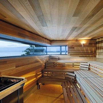KLAFS Designer Sauna Cabins