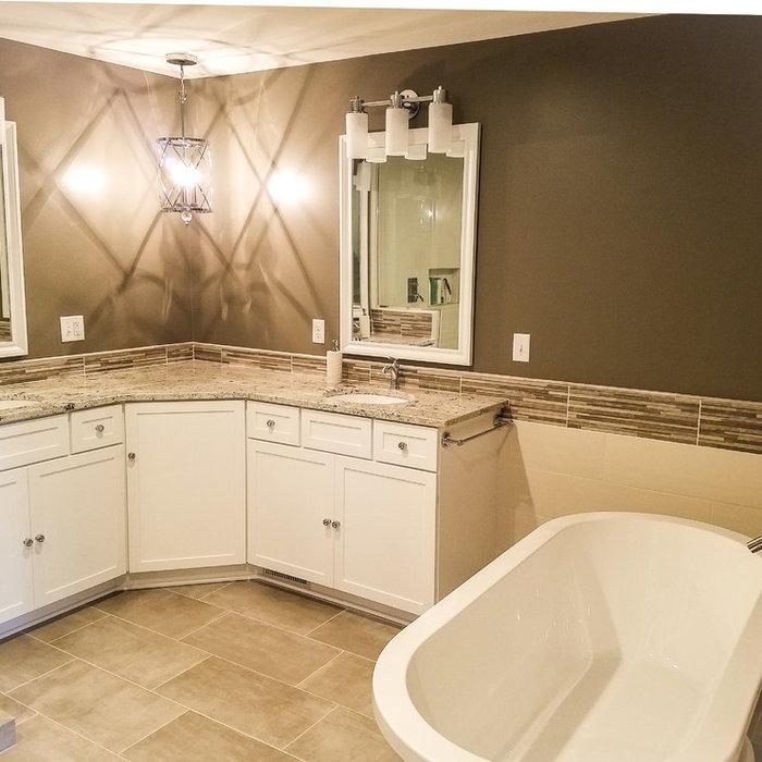 Klemz Master Bathroom