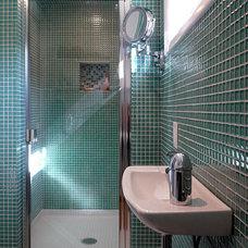 Modern Bathroom by Klopf Architecture