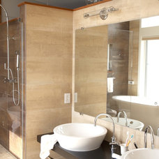 Contemporary Bathroom by Kate Maloney Interior Design