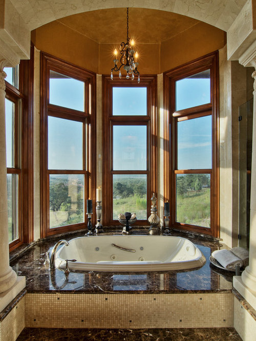 Best Tub In Bay Window Design Ideas Remodel Pictures Houzz