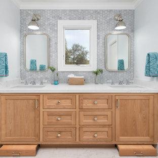 Knoll - Transitional Kid's Bathroom
