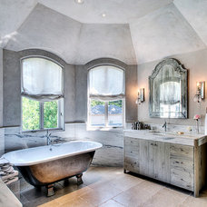 Contemporary Bathroom by Parker House Inc.