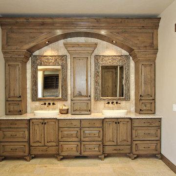 Knoty Alder Kitchen & Master Bath, Kimberly Idaho