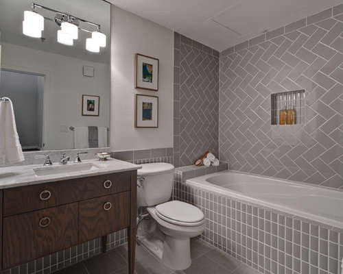 Medium sized bathroom design ideas 28 images medium for Mid size bathroom ideas