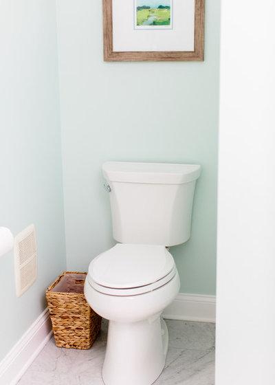 Luxury Traditional Bathroom by Natalie Clayman Interior Design