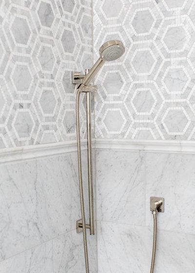 Best Traditional Bathroom by Natalie Clayman Interior Design