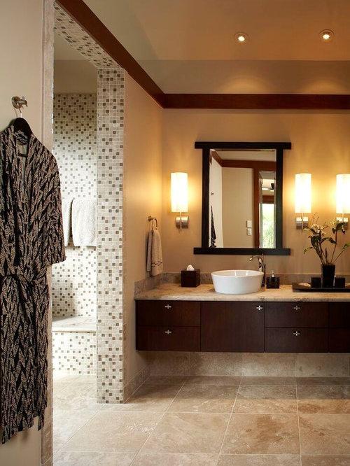 Asian hawaii bathroom design ideas remodels photos for Bath remodel hawaii