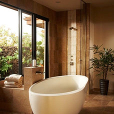 Contemporary Bathroom by Knudson Interiors