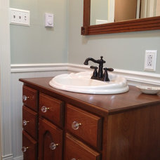 Traditional Bathroom by Lowe's of Indiana, Pennsylvania