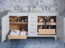 Amazing  Storage and Organizing Ideas to Optimize Your Bathroom Vanity