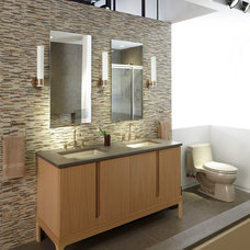 Contemporary Bathroom by Kohler Signature Store