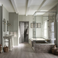 Traditional Bathroom by Kohler Signature Store by Keller Supply