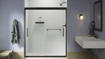 Kohler LuxStone Shower Kits