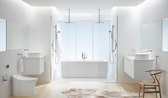 Kohler Products- White Bathroom
