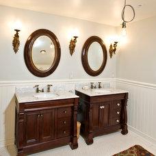 Traditional Bathroom by Steve Frankhouse