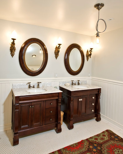 Traditional Bathroom by Steve Frankhouse