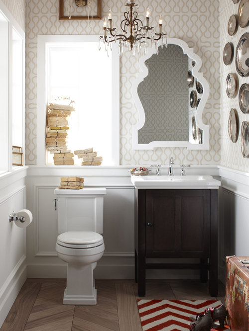Elegant bathroom photo in Other. Kohler Tresham Vanity   Houzz