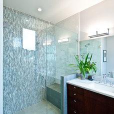 Contemporary Bathroom by Kohlmyer