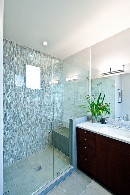 Contemporary Bathroom by Kohlmyer
