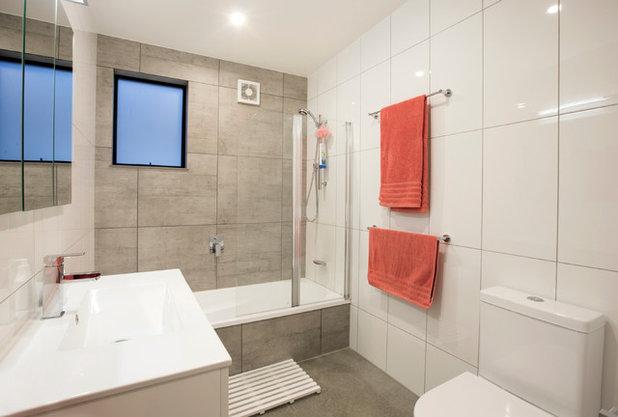 Contemporary Bathroom by BK Design