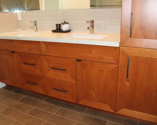 asiatische duschb der mit porzellanfliesen ideen. Black Bedroom Furniture Sets. Home Design Ideas