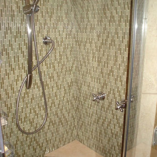 Inspiration for a contemporary bathroom remodel in Boise