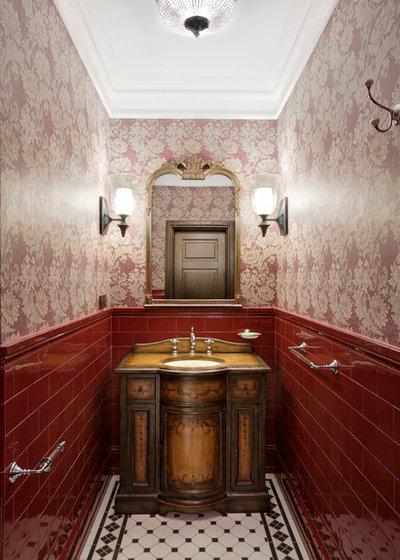 Классический Ванная комната by Татьяна Вакуева